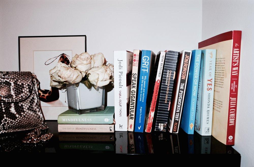 Bad Blogger   Favourite Books