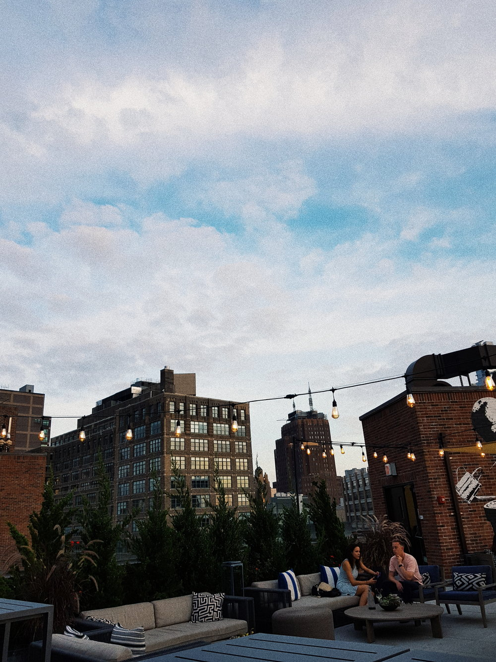 The Rooftop at Arlo Soho