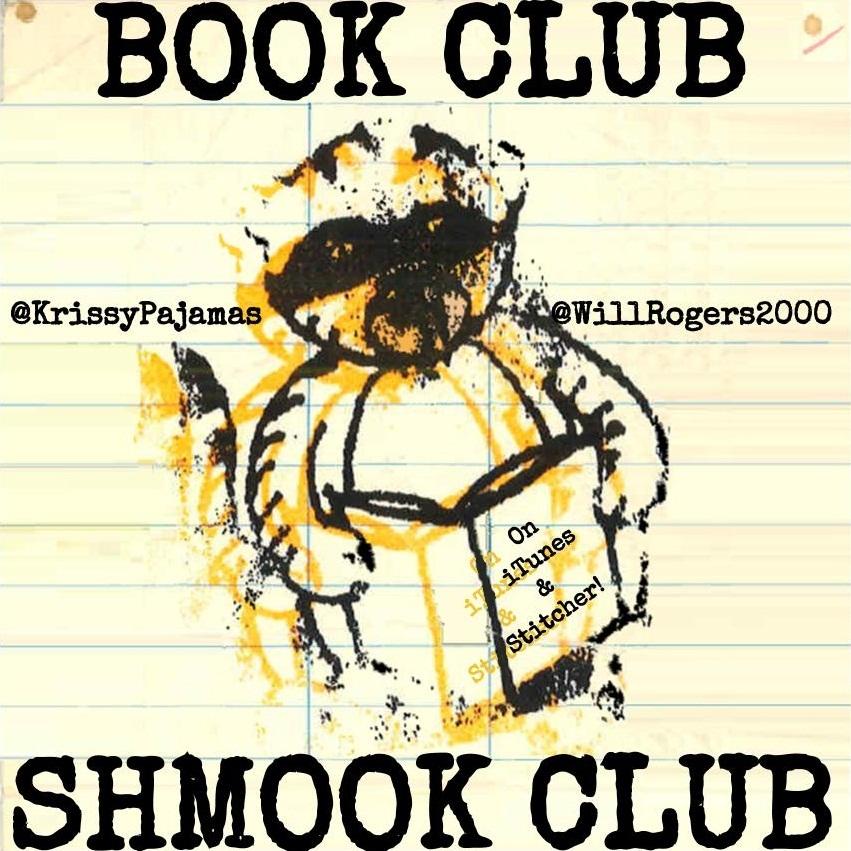 Book Club Shmook Club Logo
