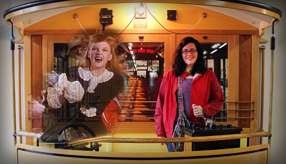 #LetsMovieSelfie – Meet Me in St. Louis