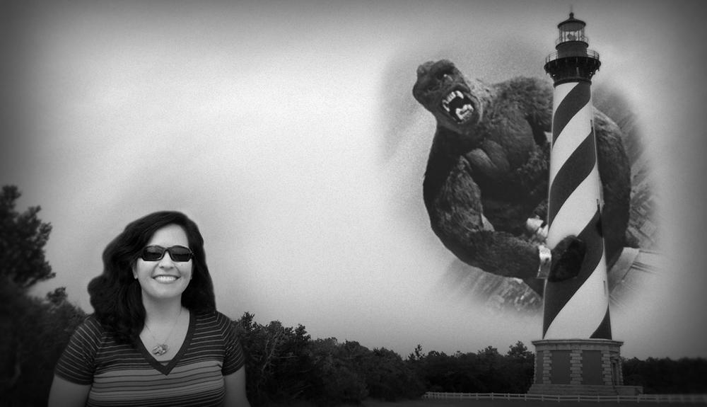 #LetsMovieSelfie - King Kong