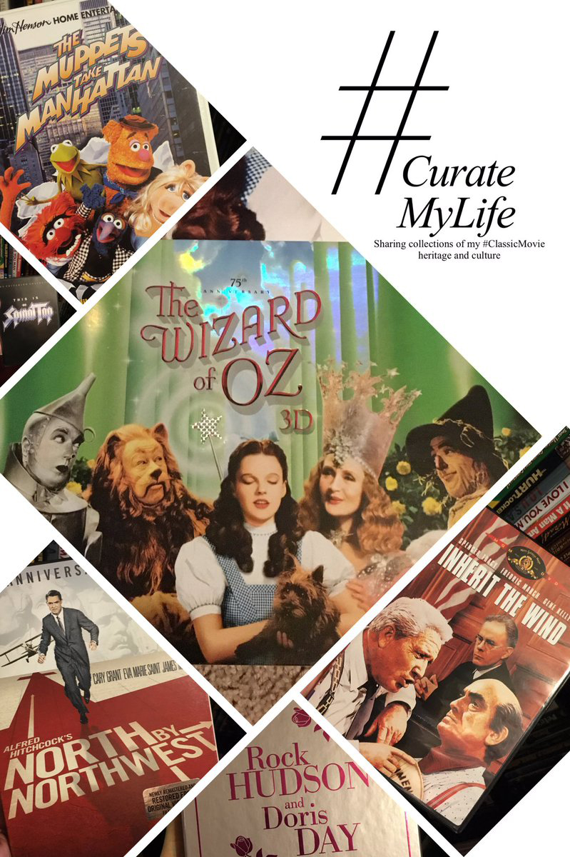 #CurateMyLife – Favorite #ClassicMovie DVDs
