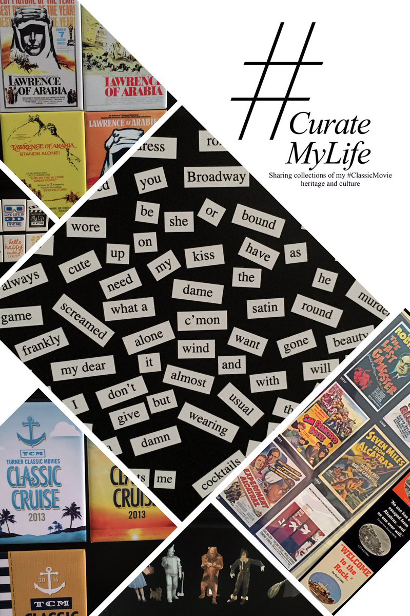 #CurateMyLife – #ClassicMovie Around the House Items