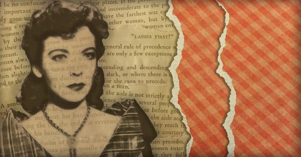 Actress, director, and writer Ida Lupino