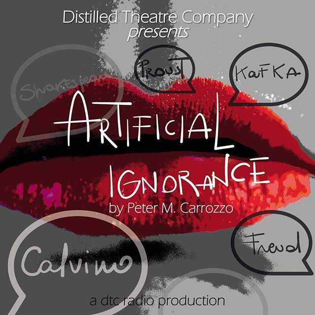 "#dtcradio #TheFinalSeason #ReleaseDay The fifth episode of our final season is now available for download! Be sure to give ""Artificial Ignorance"" by Peter M. Carrozzo a listen and tell us what you think! Head to iTunes and search ""dtc radio"" to listen now."