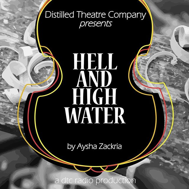"""#dtcradio #TheFinalSeason #ReleaseDay The penultimate episode of our final season is now available for download! Be sure to give """"Hell and High Water"""" by Aysha Zackria a listen and tell us what you think! Head to iTunes and search """"dtc radio"""" to listen now."""