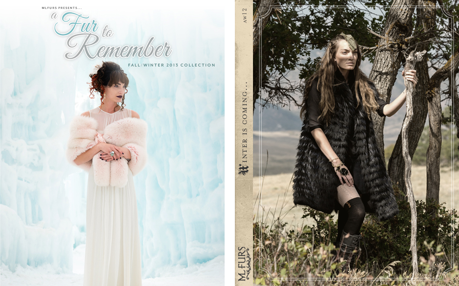 Promotional Materials (AW12 - AW13)