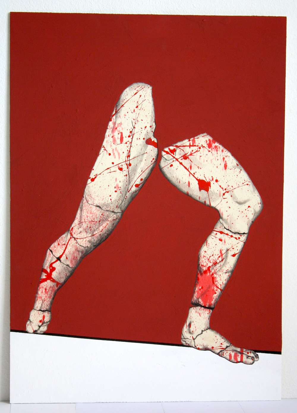 Pollock'd Legs