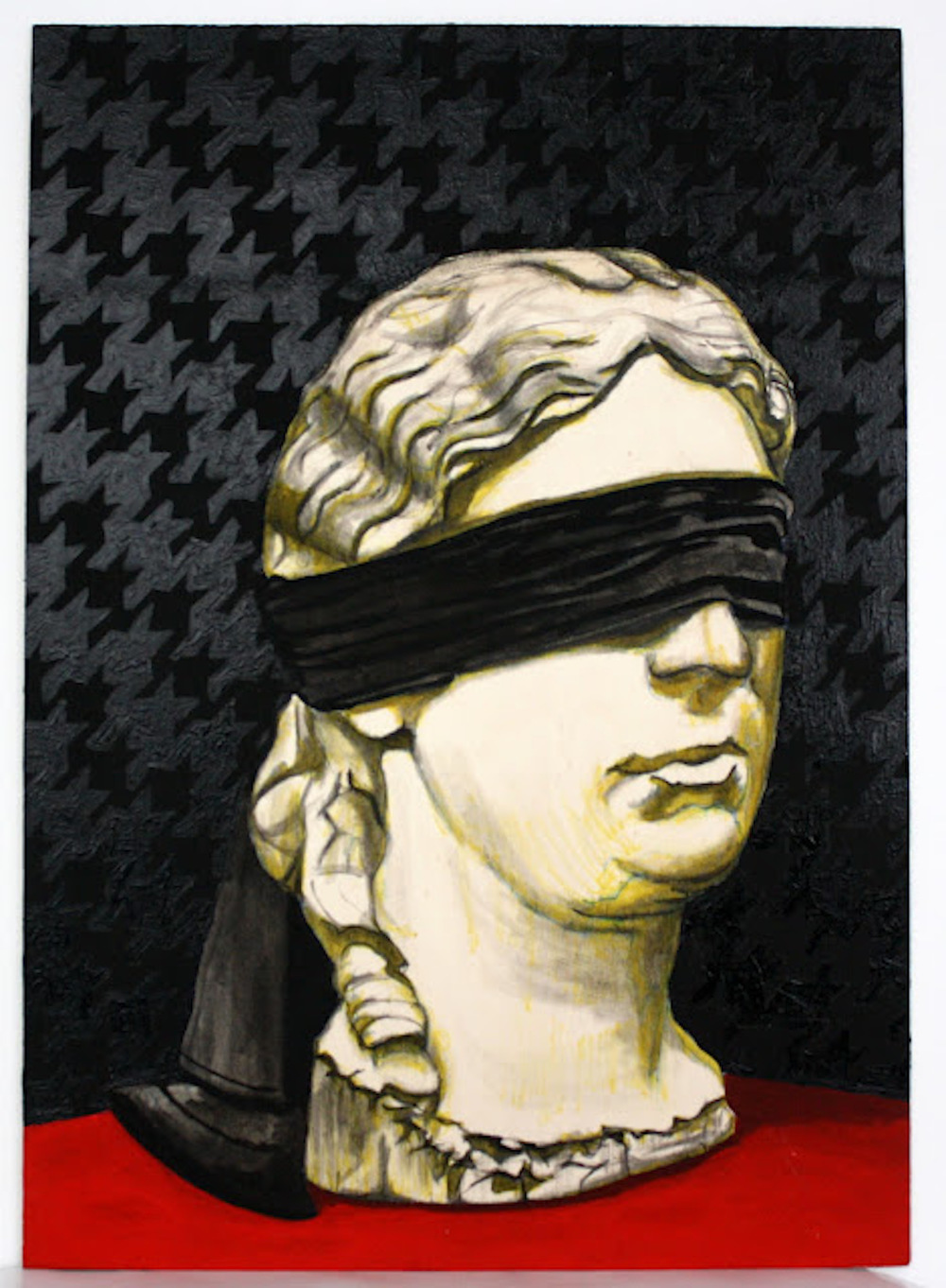 Just A Blindfold, Relax