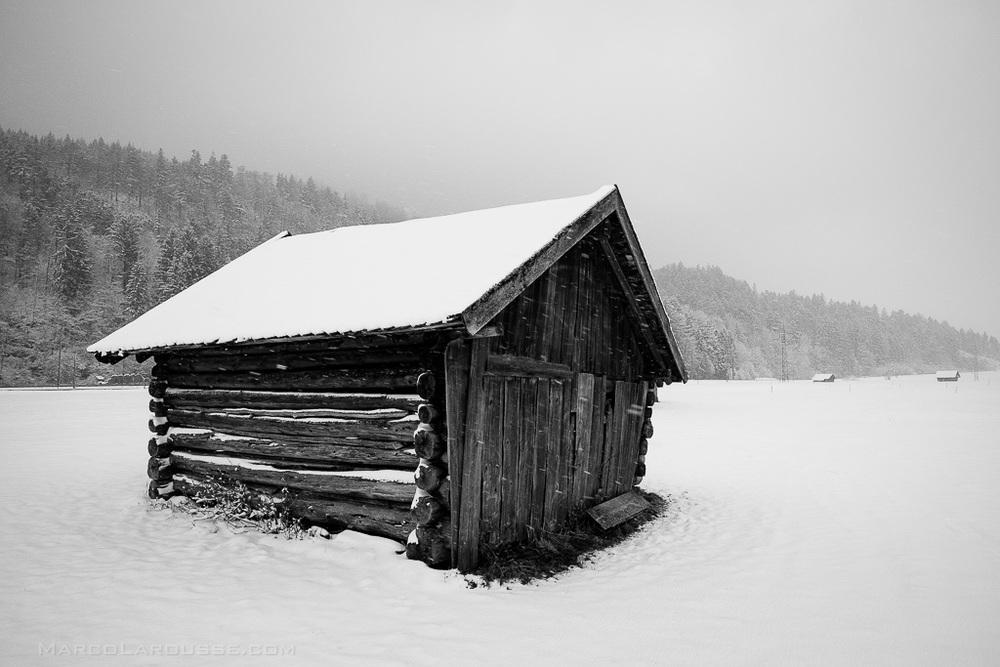 Heuschober Garmisch Partenkirchen #3 W