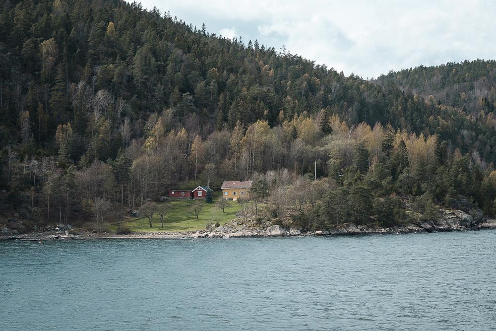 Aida Luna Oslo Fjord