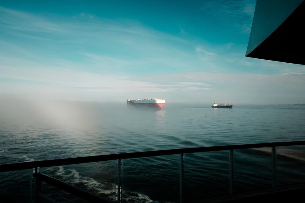 Aida Luna Fog Ship