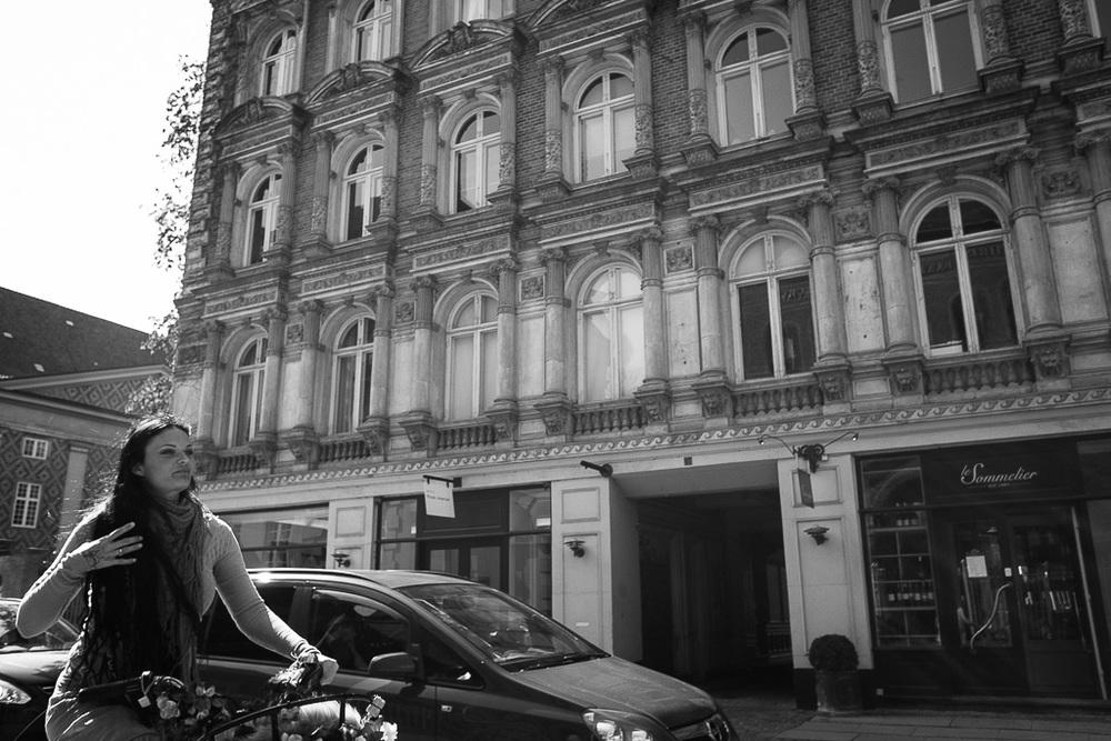 Copenhagen Bicyclist