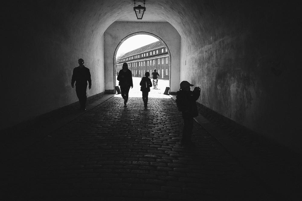 Copenhagen Pedestrian Tunnel