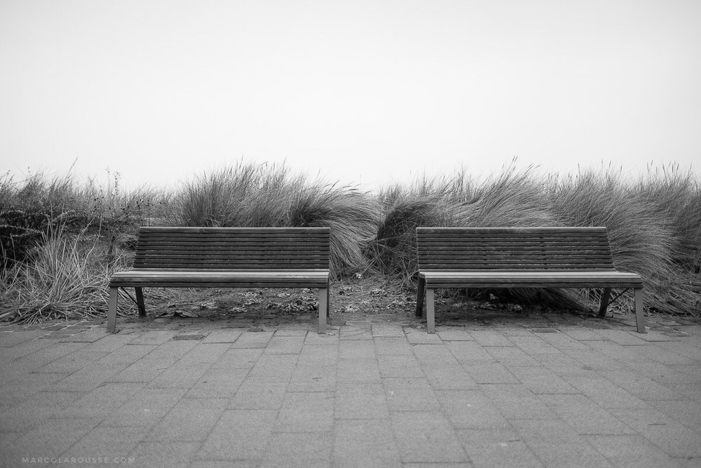 Off Season - Empty Benches