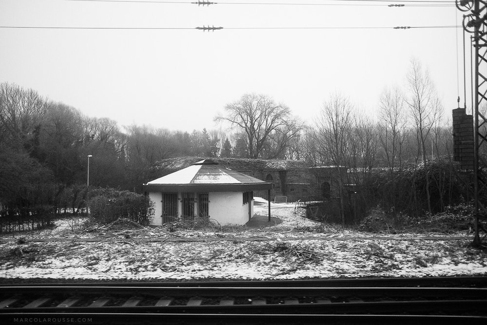 Train Window Diaries - ML - 6