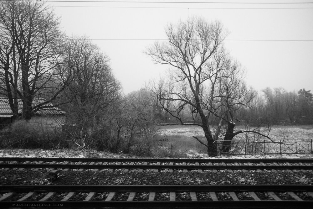 Train Window Diaries - ML - 9