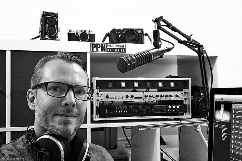 PPN Photo Podcast Network Studio - I am the co-founder chief editor and producer at PPN