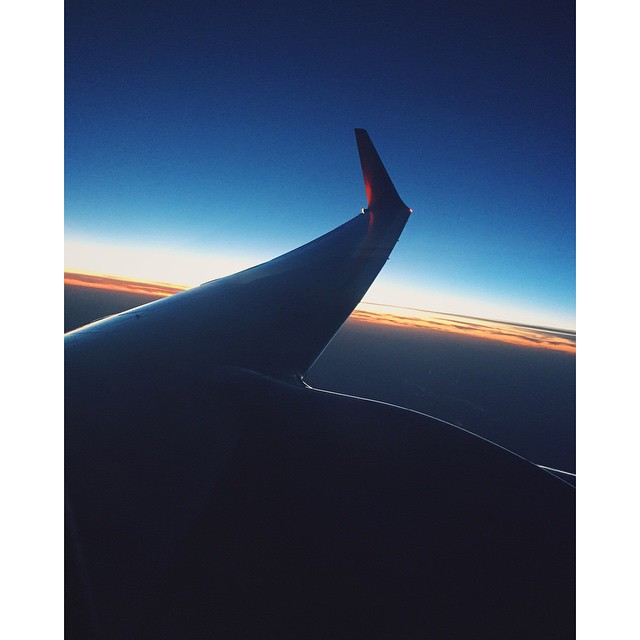 #homeward #sunset #seatwithaview