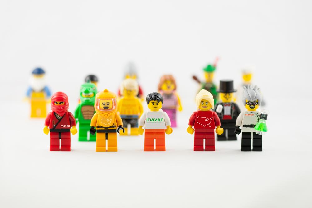 Lego Team Building Game | Educational Corner | PlayDate