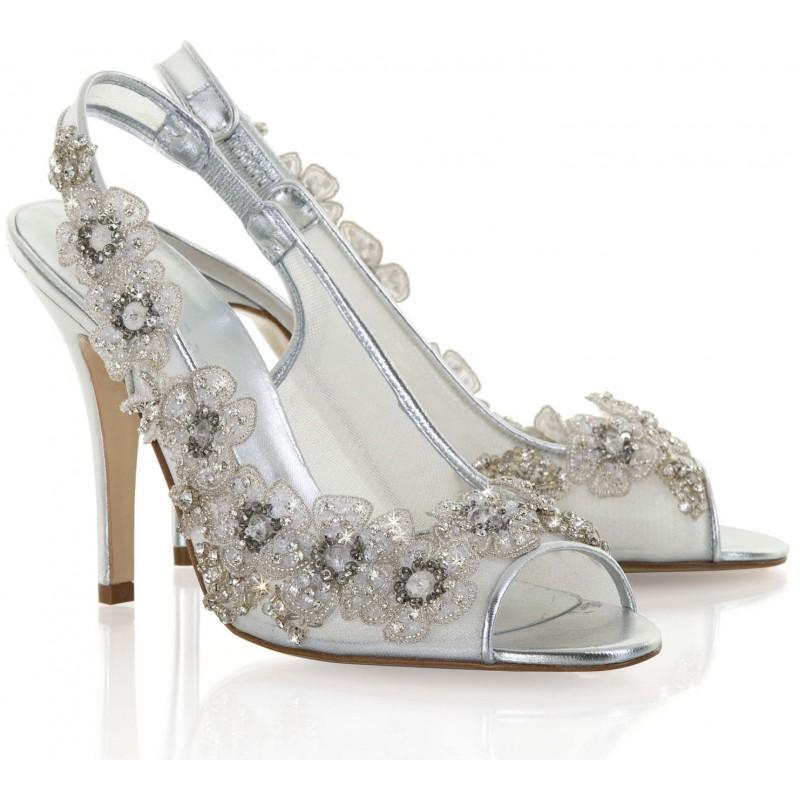 Freya Rose - Mara Couture Heels £495