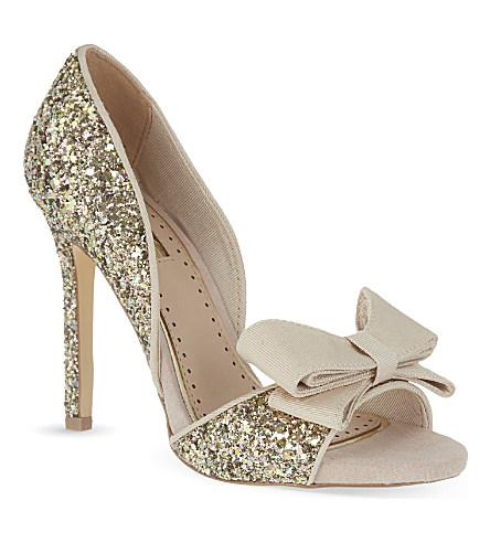 Miss KG Gabriella Glitter Sandals £69