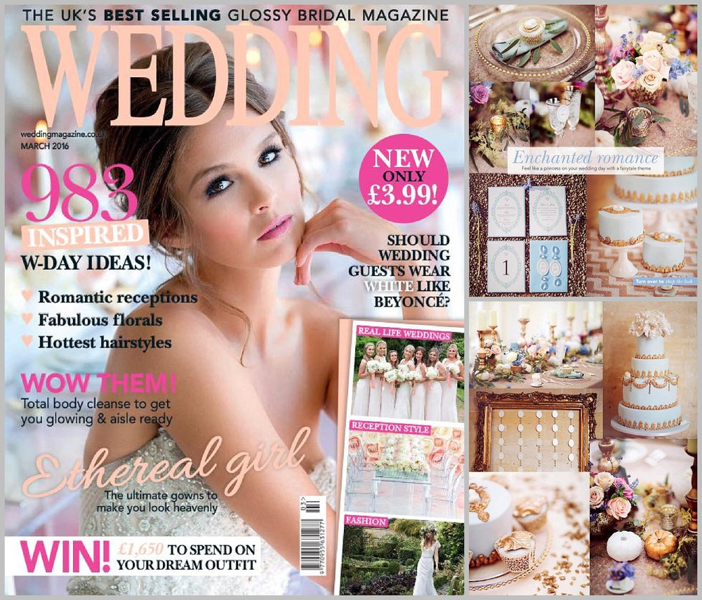 Charlotte Munro - Sanshine Photography - Wedding Magazine April 2016.jpg