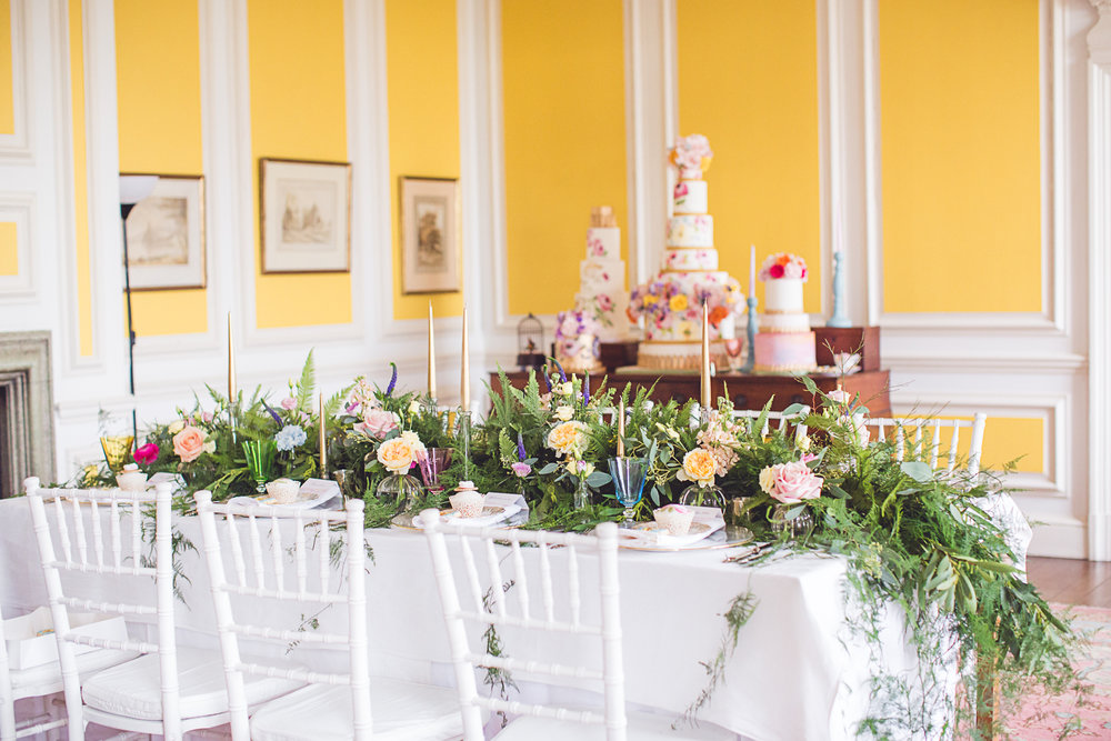 Charlotte Munro-watercolour wedding inspiration-oxford wedding planner