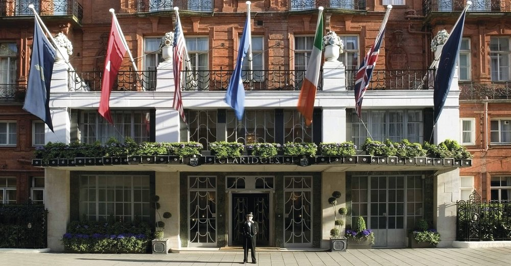 Claridges hotel-charlotte munro-luxury weddings