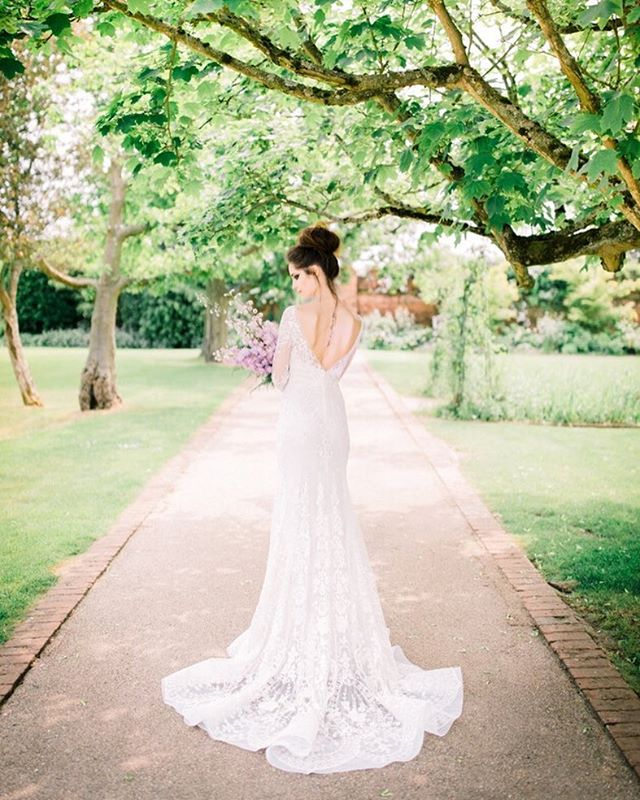 Beauty amongst the Gardens Charlotte wears stunning @zuhairmuradofficial available at @theweddingclub1, with florals by @flocoflowers ⠀⠀⠀⠀⠀⠀⠀⠀⠀ Hair & makeup by @lauraannemakeup Image by @sanshinephoto taken at the gorgeous @gaynespark  Styling by me here at @charlottemunroweddings . . .  #brides #weddingdress #bridalfashion #weddinginspiration #bridalstyle #personalshopper #weddingstylist #londonweddingplanner #weddingfashion #bridal #bridalstylist #wedstagram #bridesofinstagram #engaged #bridetobe #weddings #weddingdetails #weddingstyle #weddingday #weddinginspiration #weddingideas #weddingplanning #cmlw #charlottemunro #weddings #weddingdress #bridalgown #luxurywedding