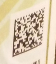 Go ahead, try to scan it.