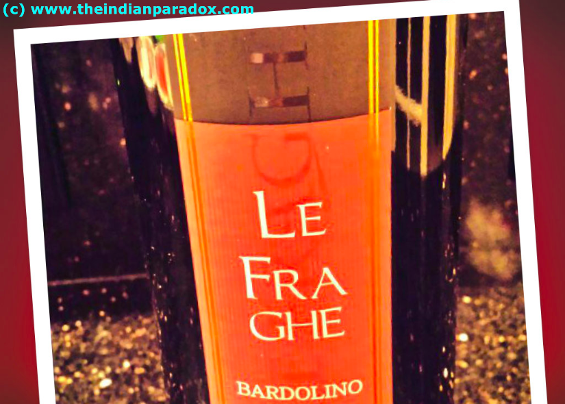 Wine #3: Bardolino