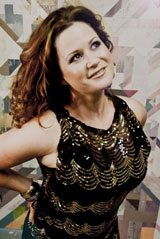 007 - this performer is definitely a class act! SE has performed many classic BOND film soundtracks live on stage with the Auckland Philharmonic Orchestra. She also offers a choreographed show with dancers which is fabulous.