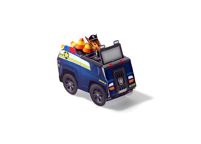 Chase Printable Vehicle PhotoJPG