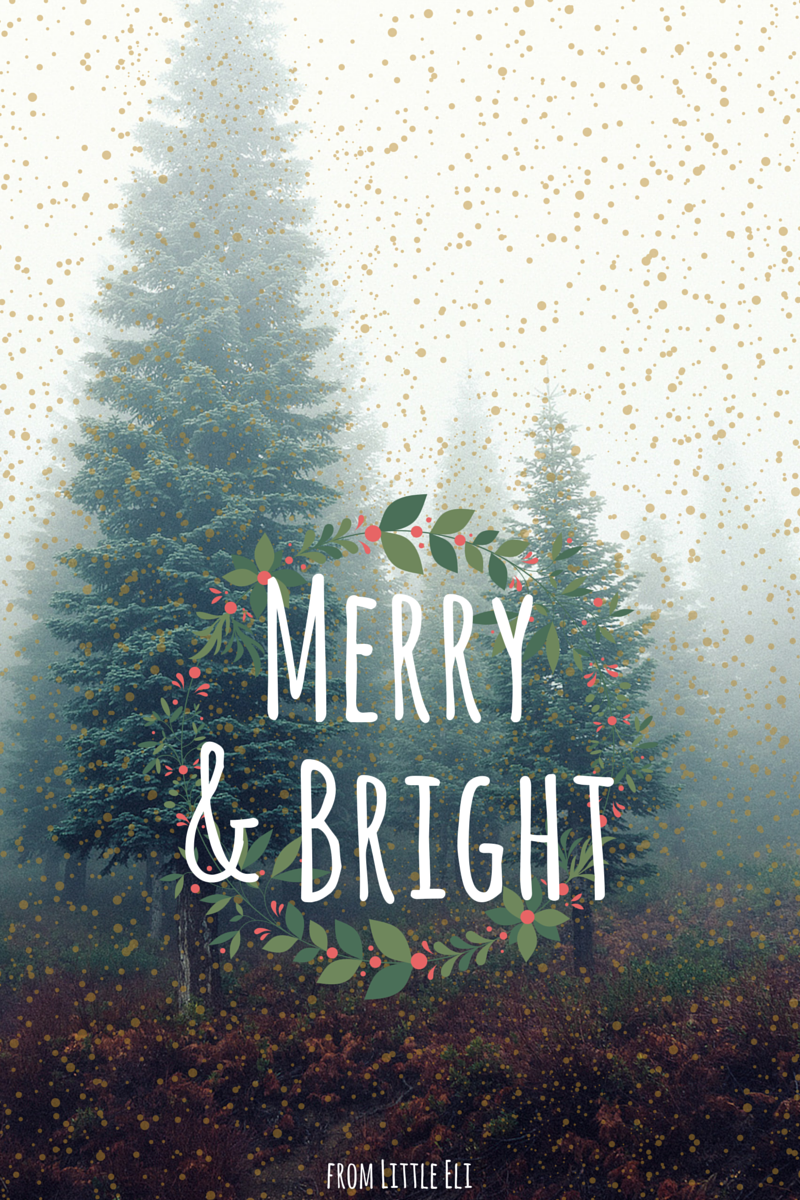 Merry and Bright - From Little Eli