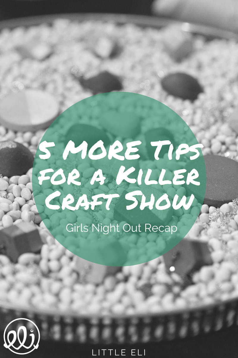 Five MoreCraft Show Tips.png