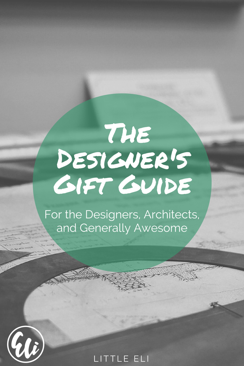 The Designer's Gift Guide - Little Eli