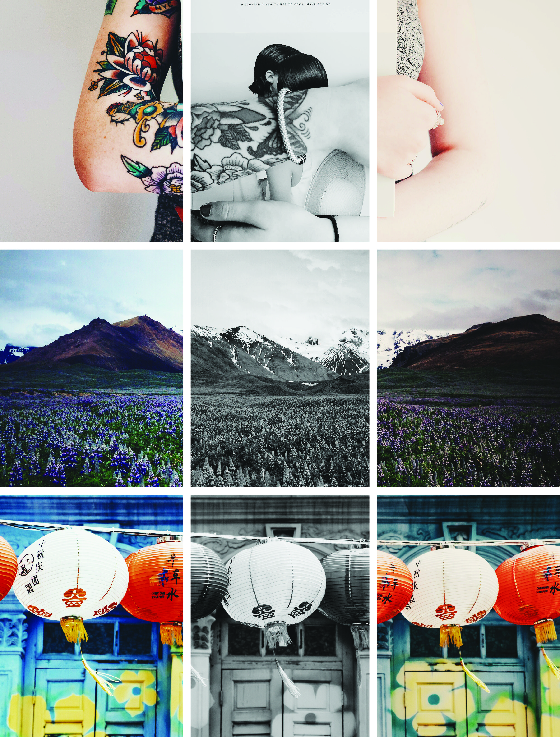 PART ONE: The Freebies! The Ultimate Guide to VSCO Cam