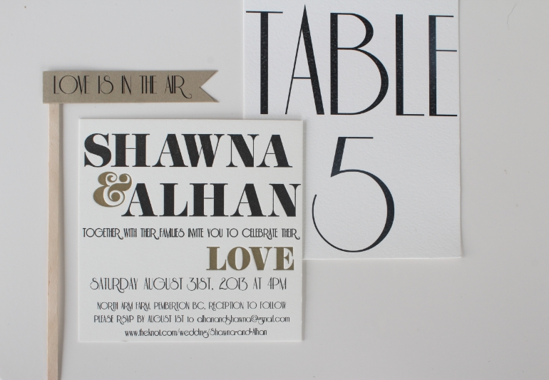 Wedding - Shawna and Alhan