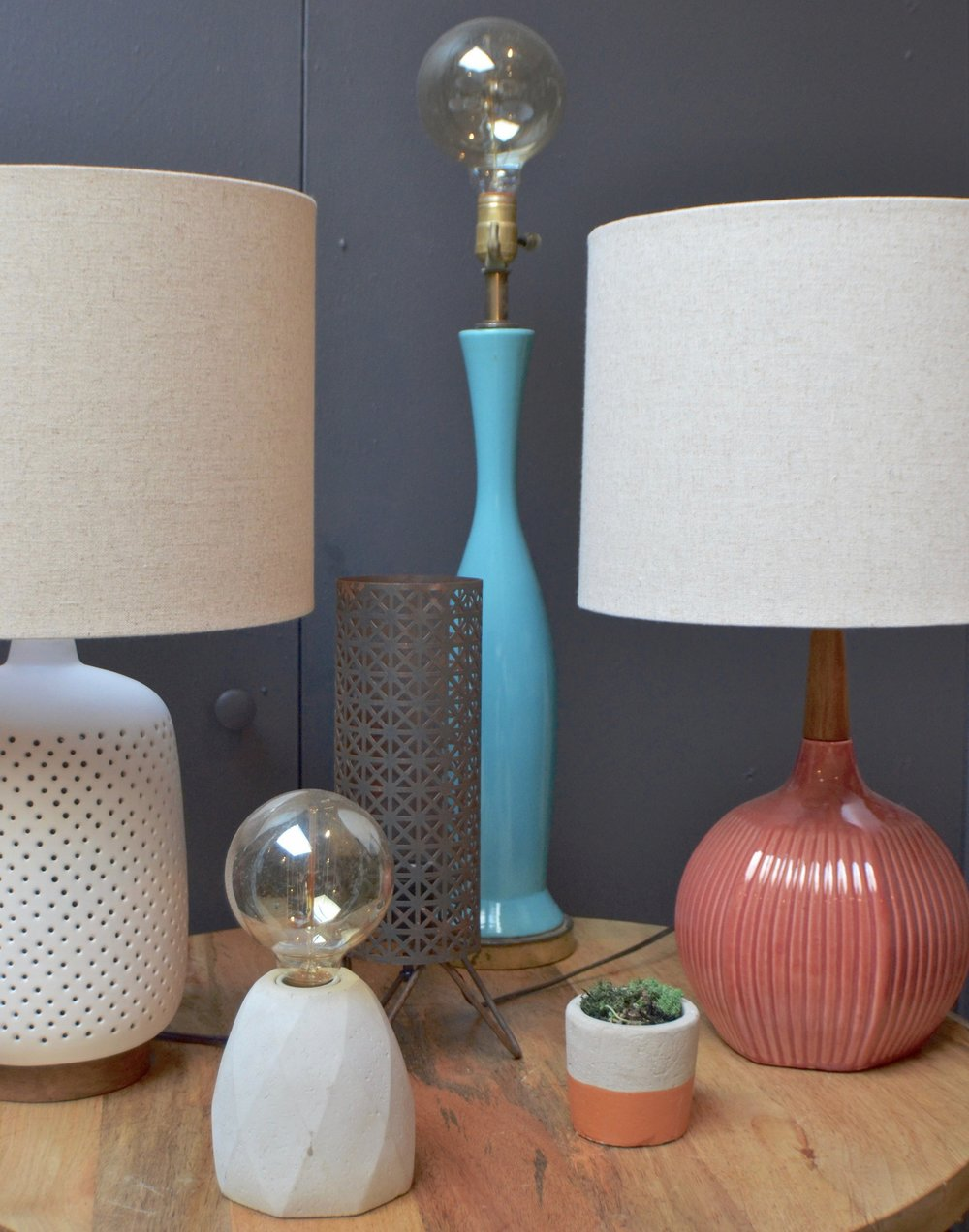MIX LAMPS
