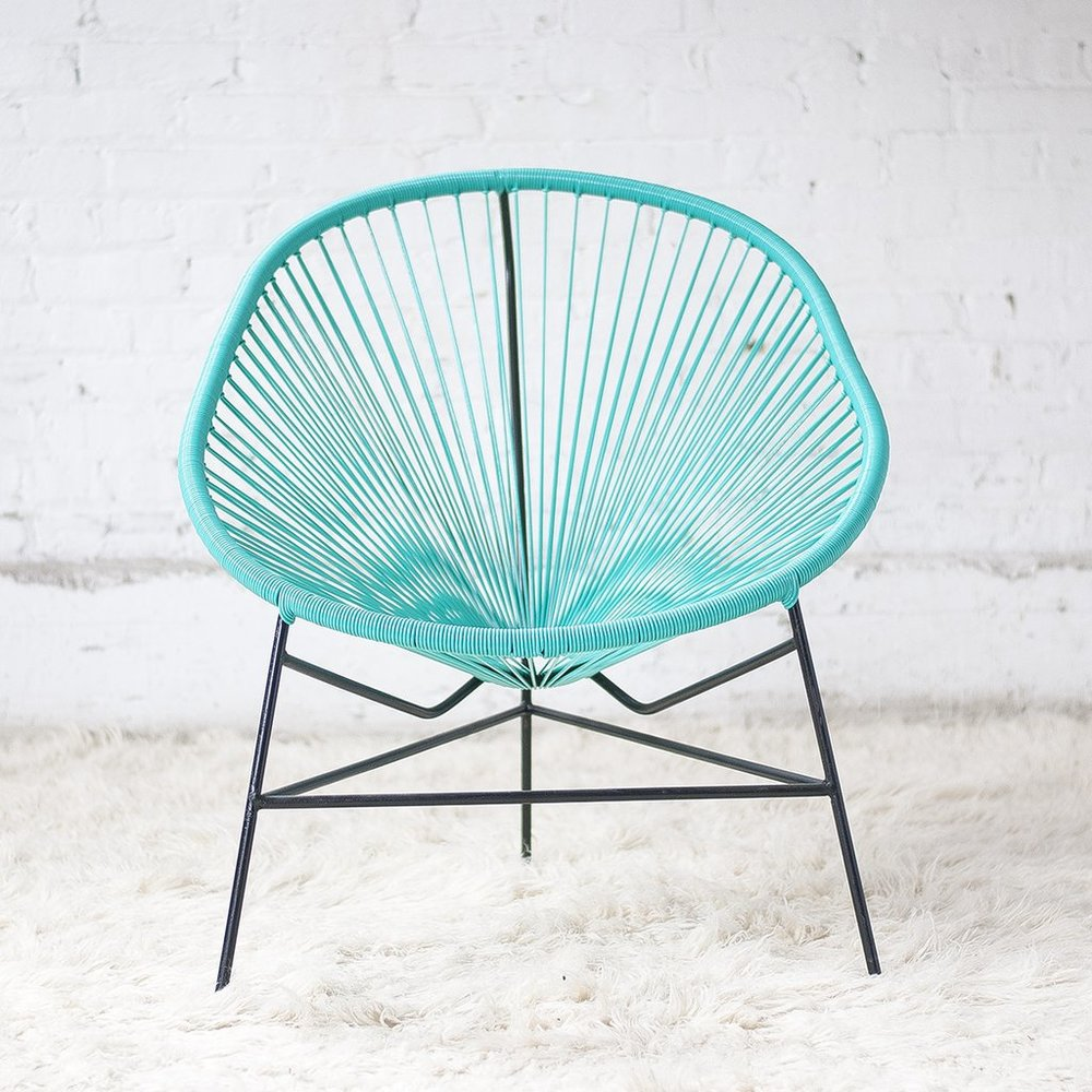 ACAPULCO CHAIR TEAL