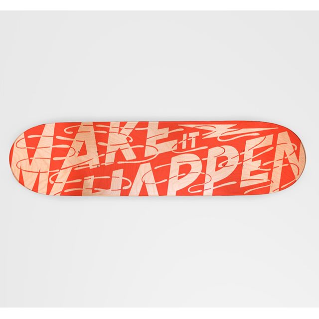 my mantra on a skateboard ✌️⚡️ so excited about #goodtypetuesday this week, I've always wanted to infuse more motion and fluidity into my style, what better place to test it out than a board!? I was also excited to use @stefankunz and @ianbarnard 's grid builder brushes for this - made it a dream to draw! 🙌 swipe for video 👉🏻 _____________________________________ #lettering_daily #ligaturecollective #thedailytype #typelove #handmadefont #typegang #typeyeah #perspectivecollective #typetopia #calligritype #designspiration #goodtype @goodtype #strengthinletters #typespire #thefinelab #typematters #typedrawn #typeverything #skateboarddesign #customtype #handdrawntype #letteringart #arteveryday #womenofillustration #50words #womenwhodraw #typeriot #typism