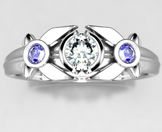 Navi From Legend of Zelda Inspired Engagement Ring.png