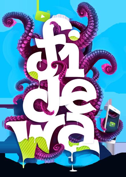 Logotipo del Fidewà 2017
