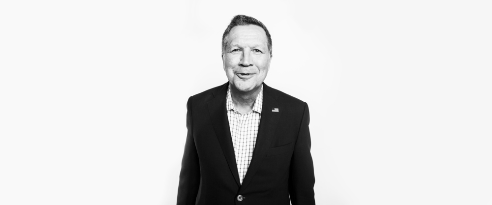 John Kasich, Presidential Candidate, Governor of Ohio