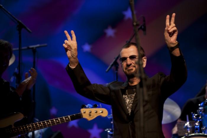 Ringo Starr - June 2012