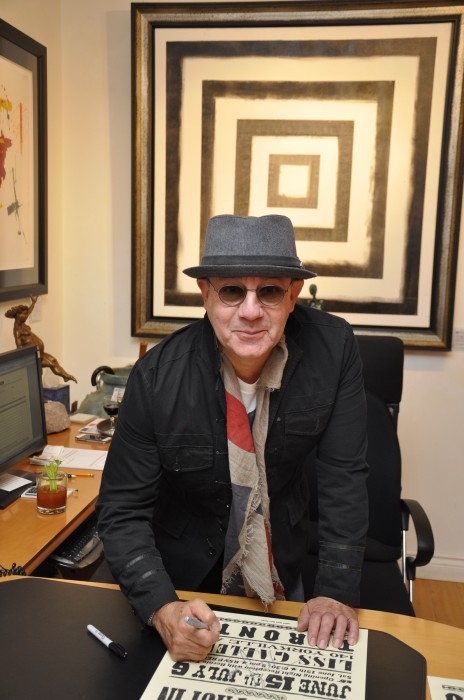 Bernie Taupin - June 2013
