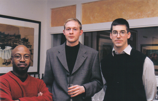 2000-Matt Lively, Anthony Wright & Darren McCrudden