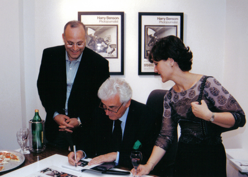 2000-Harry Benson, Sheldon Waters & Ellen Waters