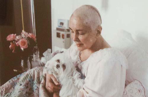 Elizabeth Taylor, L.A., 1997
